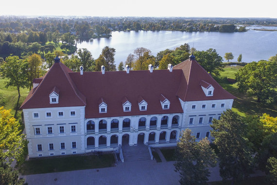 Lietuvos turizmo departamento nuotr./Biržų pilis