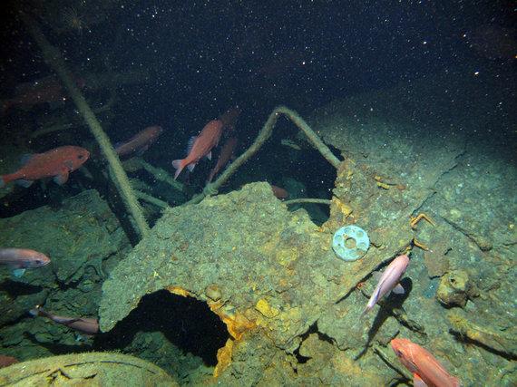 """""""Reuters""""/""""Scanpix"""" nuotr./Prie Australijos radus nuskendusį povandeninį laivą išaiškinta viena iš Pirmojo pasaulinio karo mįslių"""