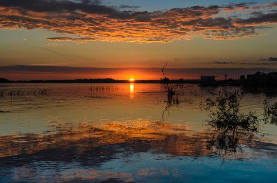 Vida Press nuotr./Dunojaus delta Rumunijoje