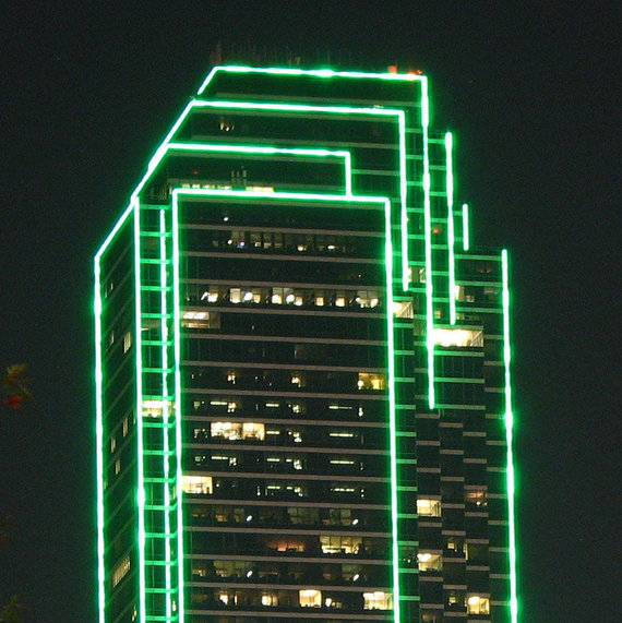 Green Argon/Wikimedia Commons nuotr./Amerikos banko aikštė
