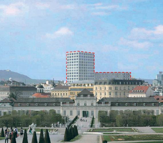 """""""Europa Nostra""""/M.Kupf nuotr./Vienos istorinis centras Austrijoje"""
