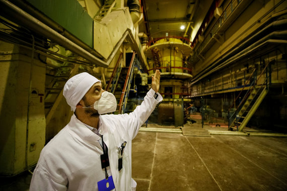 """Reuters""/""Scanpix"" nuotr./Černobylis šiandien"