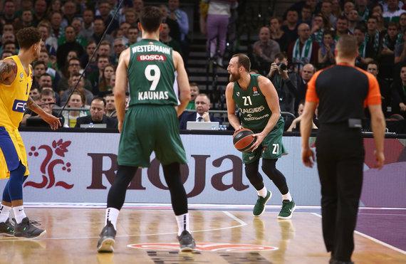 Getty Images/Euroleague.net nuotr./Artūras Milaknis