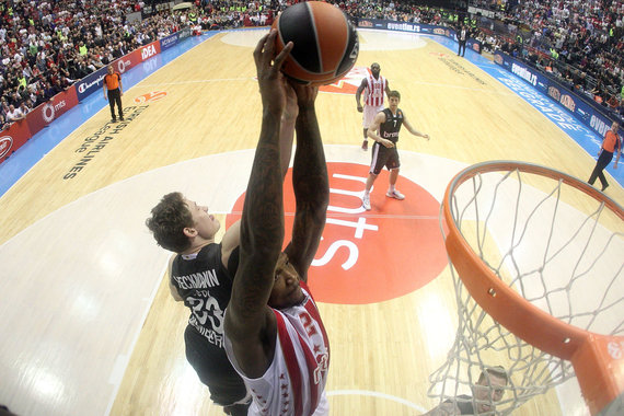 Getty Images/Euroleague.net nuotr./Deonas Thompsonas