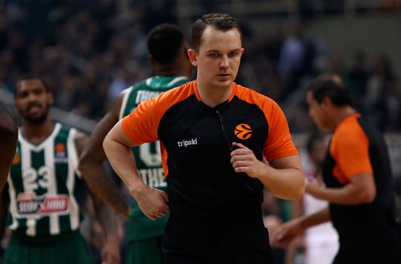 Getty Images/Euroleague.net nuotr./Gytis Vilius