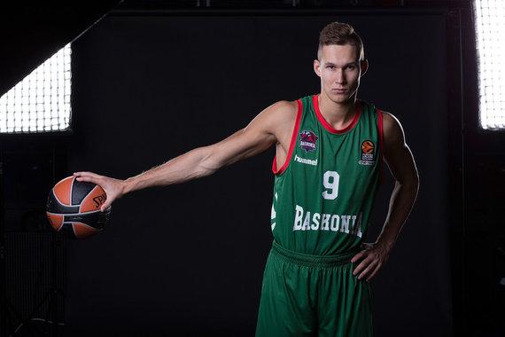 Getty Images/Euroleague.net nuotr./Tadas Sedekerskis