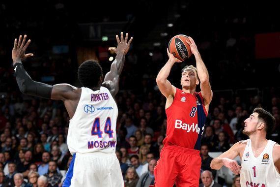 Getty Images/Euroleague.net nuotr./Petteri Koponenas