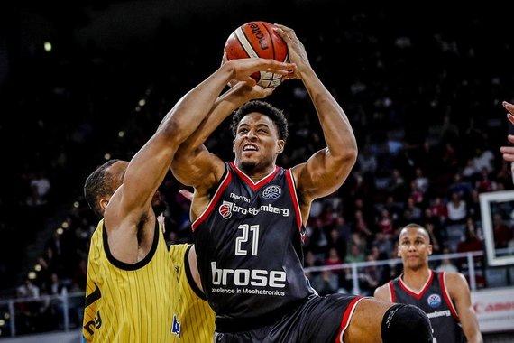 FIBA nuotr./Augustine'as Rubitas