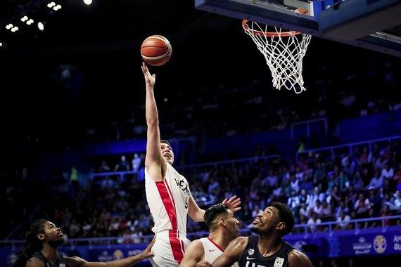 FIBA nuotr./Pako Cruzas