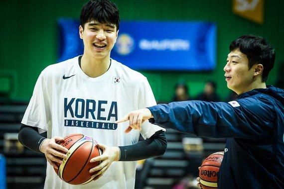 FIBA nuotr./Jong Kyu Kimas