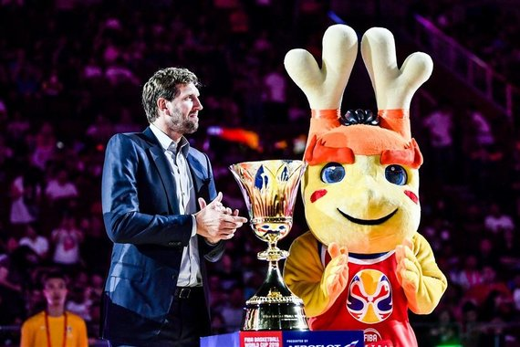 FIBA nuotr./Dirkas Nowitzkis