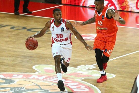 Eurocupbasketball.com/Monaco nuotr./Norrisas Cole'as