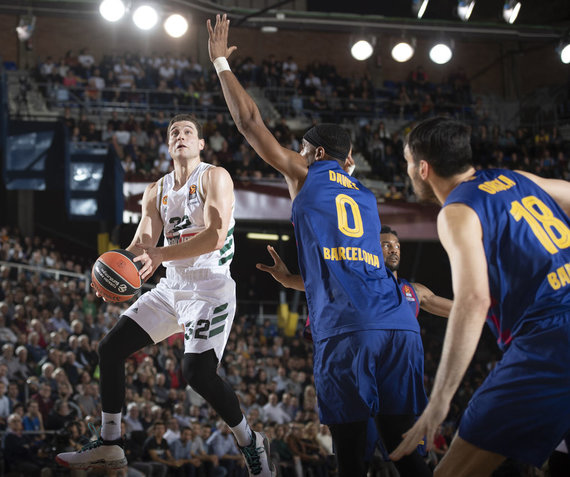Getty Images/Euroleague.net nuotr./Jimmeris Fredette'as