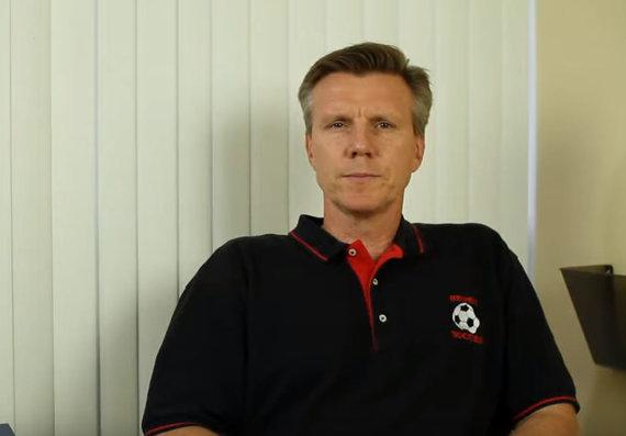 ČLKL nuotr./Donatas Siliūnas 2012 m.