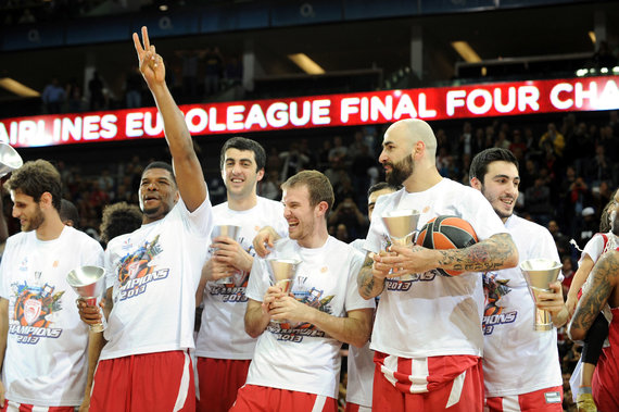 Getty Images/Euroleague.net nuotr./Martynas Gecevičius 2013 m.