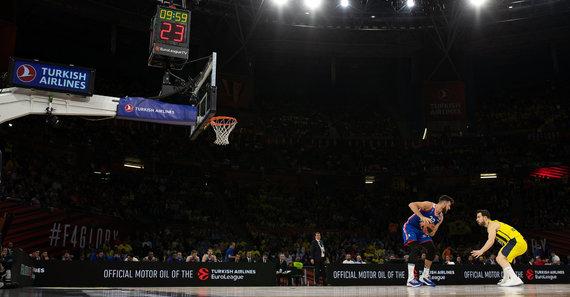 Getty Images/Euroleague.net nuotr./Vasilije Micičius