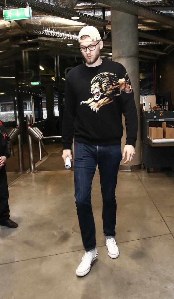 Getty Images/Euroleague.net nuotr./Jockas Landale'as