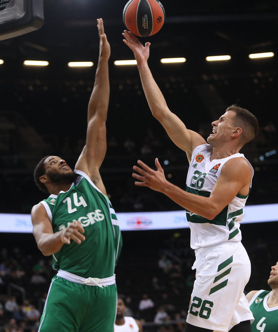Getty Images/Euroleague.net nuotr./Augustine'as Rubitas
