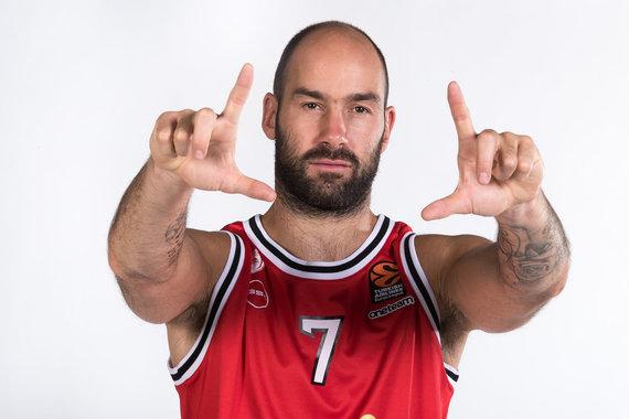 Getty Images/Euroleague.net nuotr./Vassilis Spanoulis