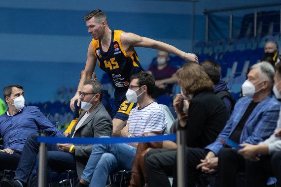 Getty Images/Euroleague.net nuotr./Dairis Bertanis