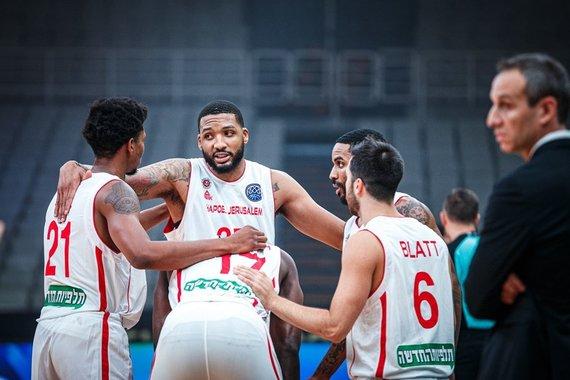 FIBA nuotr./TaShawnas Thomasas