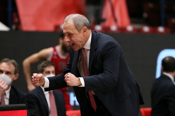 Getty Images/Euroleague.net nuotr./Ettore Messina