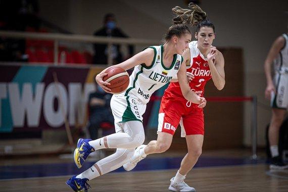 FIBA nuotr./Juste Jocytė