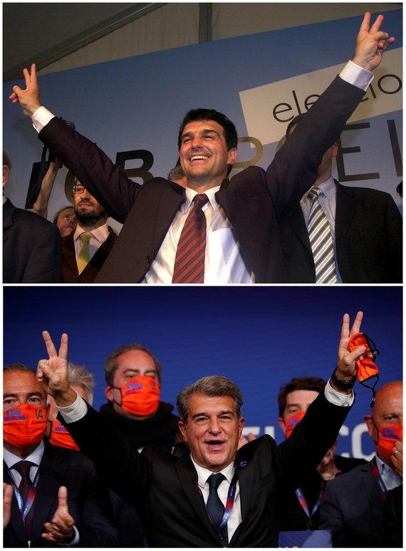 "AFP/""Scanpix"" nuotr./Joanas Laporta"