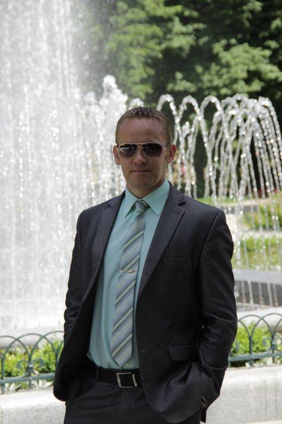 Asmeninio albumo nuotrauka./Minfo.lt savininkas Marius Gabrilavičius.