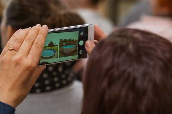 """Partnerio nuotr./Namų apdailos centre """"Unideco"""" vykęs nemokamas aplinkos dizaino seminaras"""