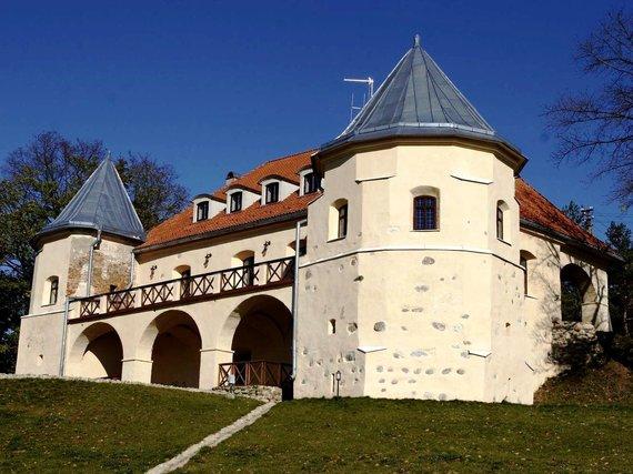 Partnerio nuotr./Norviliškių pilis