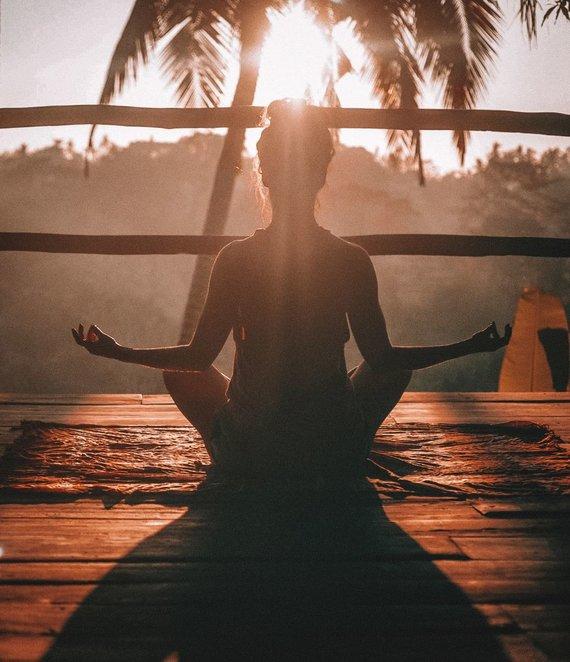 Partnerio nuotr./Laiko patikrinti meditacijos metodai