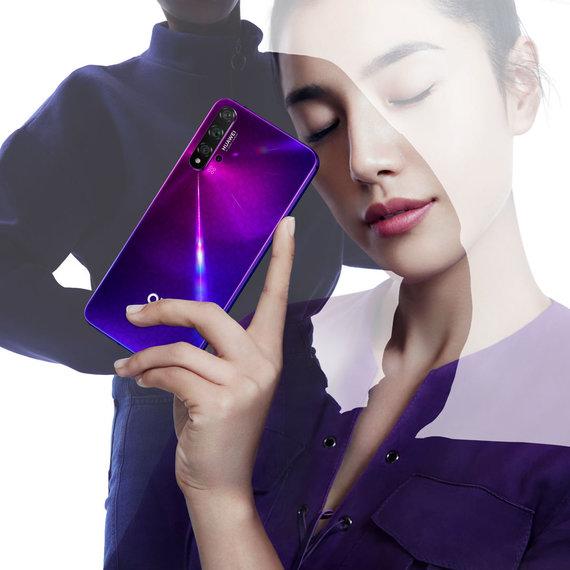 Partnerio nuotr./Huawei Nova 5T
