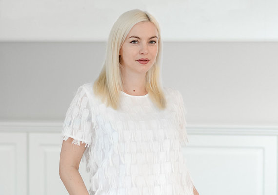 "Partnerio nuotr./""Baltic Tours"" poilsinių kelionių ekspertė Irina Litvinova-Romanovskaja"