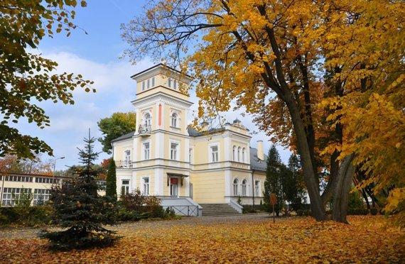 J. Koniecko (Augustavo TIC) nuotr./ Augustavo vandens telkinių direkcijos pastatas
