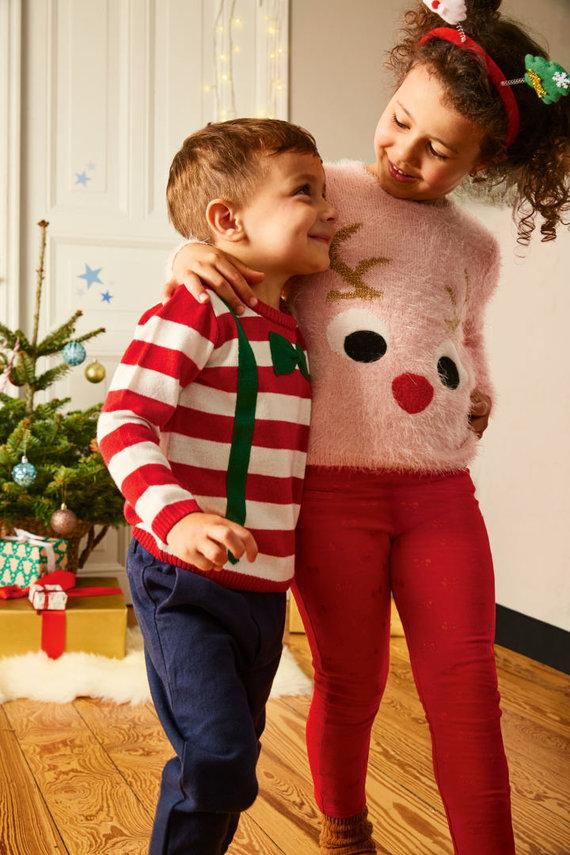 """Partnerio nuotr./""""Lidl"""" kalėdiniai megztiniai"""