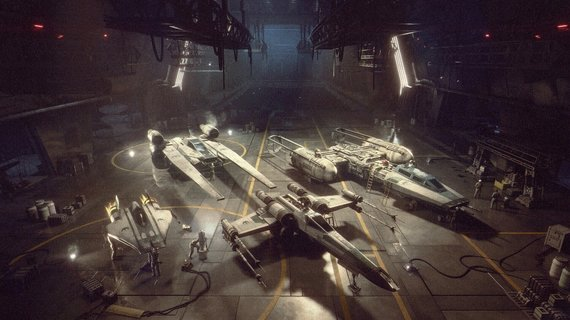 """Partnerio nuotr./""""Star Wars: Squadrons"""""""