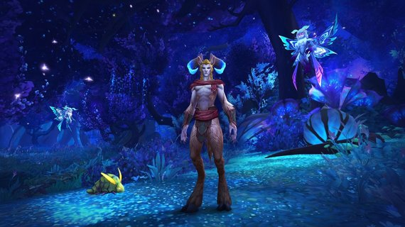 Partnerio nuotr./WoW: Shadowlands