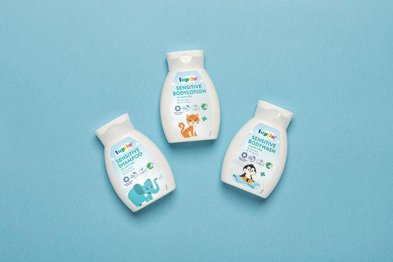 """Partnerio nuotr./""""Lupilu"""" prekės ženklo higienos produktai"""