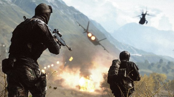 Partnerio nuotr./Battlefield 4
