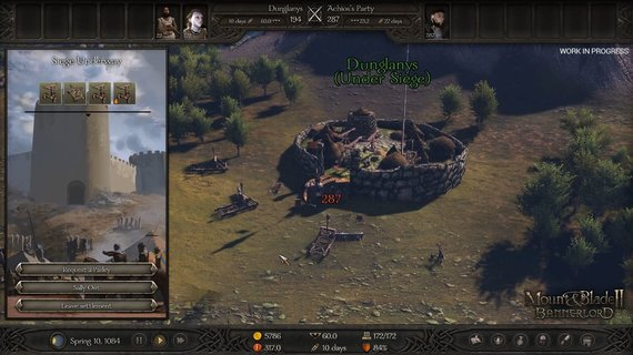 """Partnerio nuotr./""""Mount & Blade: Bannerlord"""""""