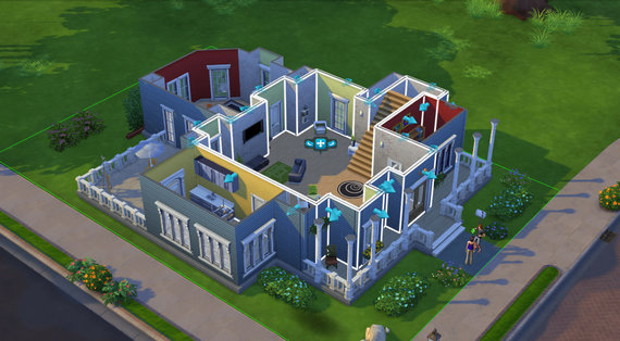Partnerio nuotr./The Sims 4