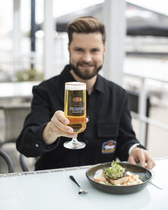 """Partnerio nuotr./""""Vilkmergės"""" ambasadorius rekomenduoja: pajūrio restoranas, kuriame maistas gimsta iš istorijų"""