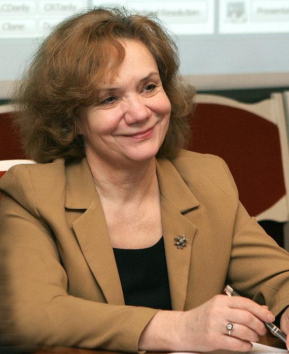 Asmeninio archyvo nuotr./Prof. Genovaitė Kačiuškienė