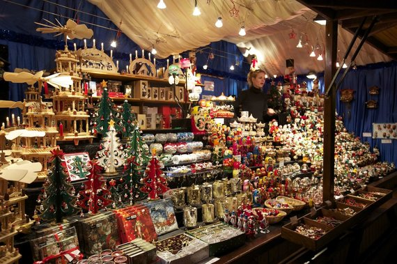 Užsakovo nuotr./Dovana sostinės gyventojams – nemokamas renginys ,,Didžioji kalėdinė Vilniaus mugė''