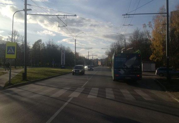 Kauno apskrities VPK nuotr./Eismo įvykis Kauno V.Krėvės prospekte