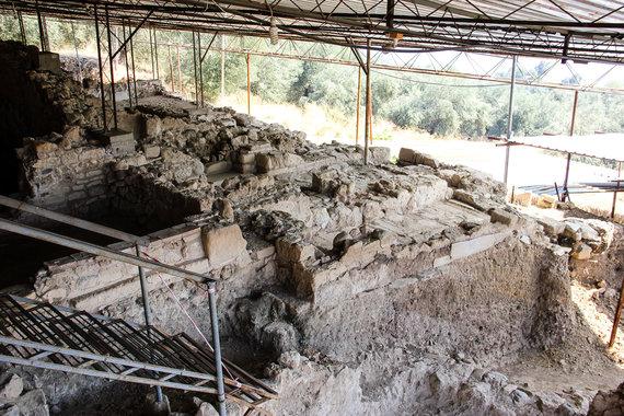Karolinos Stažytės nuotr./Antadroso romėnų vila