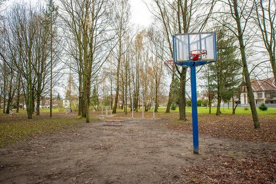 Kauno miesto savivaldybės nuotr./Planuojama Naugardiškių parko rekonstrukcija