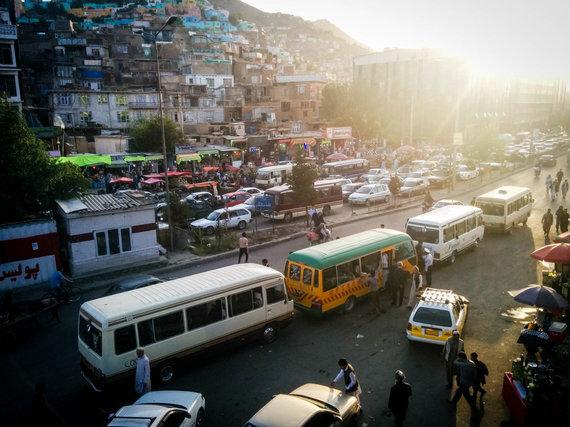 Pauliaus Ramanausko/15min nuotr./Kabulas