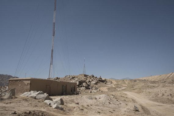 Joël van Houdt nuotr./Daikondžio radijo stotis pakankamai elektros turi tik kelioms valandoms eterio per dieną
